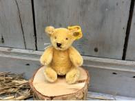 Steiff miniatuur Teddy Beertje nr 15