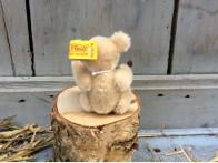 Steiff miniatuur Teddy Beertje beige nr 16