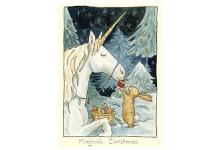 Kerstkaart Magical Christmas