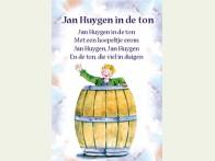 Floris Kinderliedje Jan Huygen