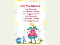 Floris Kinderliedje Hop Marjanneke