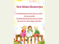 Floris Kinderliedje Drie Kleine kleuterjes