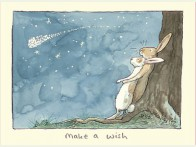 Two Bad Mice Make a Wish 2 Kaart