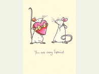 Two Bad Mice You are very Special kaart