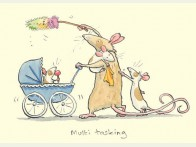 Two Bad Mice Multi tasking kaart