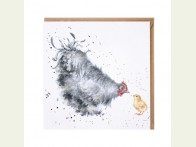 Wrendale Designs kaart Mother Hen